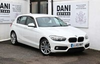 USED 2015 65 BMW 1 SERIES 2.0 120d Sport Sports Hatch Auto (s/s) 5dr 1 OWNER*SATNAV*BLUETOOTH