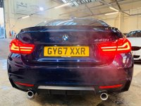 USED 2017 67 BMW 4 SERIES 3.0 440i M Sport Gran Coupe Auto (s/s) 5dr HUGE HUGE SPEC M PERFORMANCE