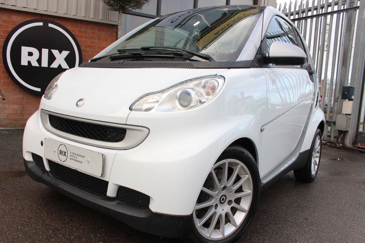 Used SMART FORTWOfor sale