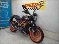 USED 2014 14 KTM 390 DUKE 2014