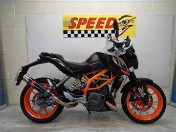 2014 KTM 390 DUKE 2014 390 Duke 2014 £2595.00