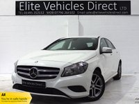 2013 MERCEDES-BENZ A CLASS 1.8 A200 CDI BLUEEFFICIENCY SPORT 5d 136 BHP