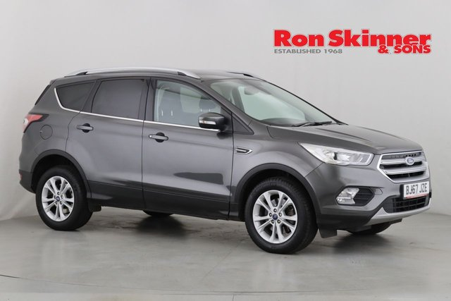 View our 2017 67 FORD KUGA 2.0 TITANIUM TDCI 5d 148 BHP