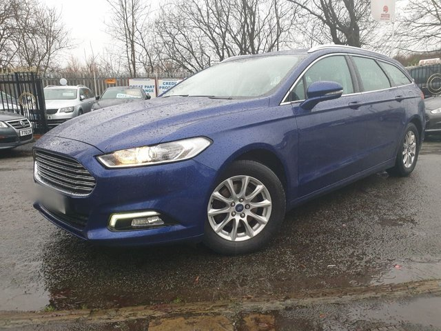 USED 2016 66 FORD MONDEO 2.0 ZETEC ECONETIC TDCI 5d 148 BHP 2KEYS+NAV+ALLOYS+CLIMATE+ELEC+PARKING+20ROADTAX+MEDIA+1KEEPER+