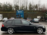 USED 2008 08 BMW 3 SERIES 2.0 320d M Sport Touring 5dr BUY ONLINE +FREE HOME DELIVERY