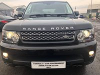 USED 2012 62 LAND ROVER RANGE ROVER SPORT 3.0 SD V6 HSE (Luxury Pack) 4X4 5dr LOW MILEAGE+MEGA SPEC+1 YR MOT