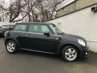 2010 MINI HATCH COOPER 1.6 COOPER D 3d 112 BHP £2995.00