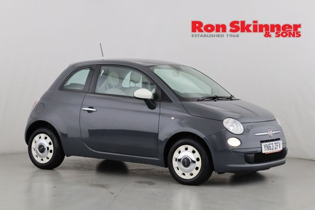 View our 2013 63 FIAT 500 1.2 COLOUR THERAPY 3d 69 BHP
