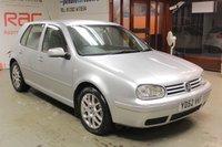 2002 VOLKSWAGEN GOLF 1.9 GT TDI 5d 129 BHP £1495.00