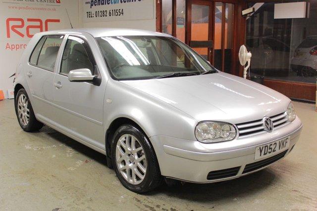 2002 52 VOLKSWAGEN GOLF 1.9 GT TDI 5d 129 BHP