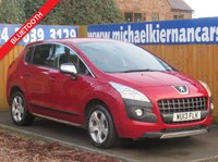 2013 PEUGEOT 3008 1.6 HDI STYLE 5d 115 BHP £4495.00