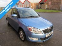 2014 SKODA FABIA 1.2 GREENLINE TDI CR 5d ESTATE  85 BHP £4995.00