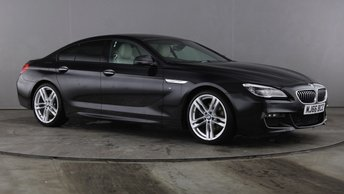 2016 BMW 6 SERIES GRAN COUPE 3.0 640D M SPORT GRAN COUPE 4d 309 BHP