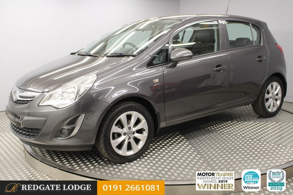 USED 2012 12 VAUXHALL CORSA 1.2 ACTIVE 5d 83 BHP