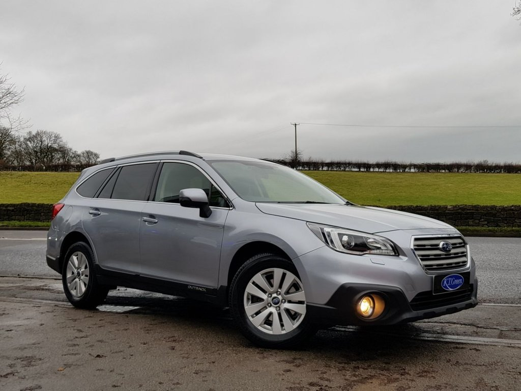 USED 2015 15 SUBARU OUTBACK 2.0 D SE 5d 150 BHP EYESIGHT DRIVER ASSIST