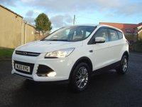 2013 FORD KUGA 2.0 TITANIUM TDCI 2WD 5d 138 BHP £7950.00