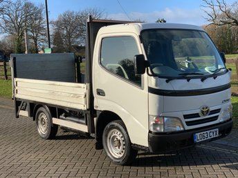 View our TOYOTA DYNA