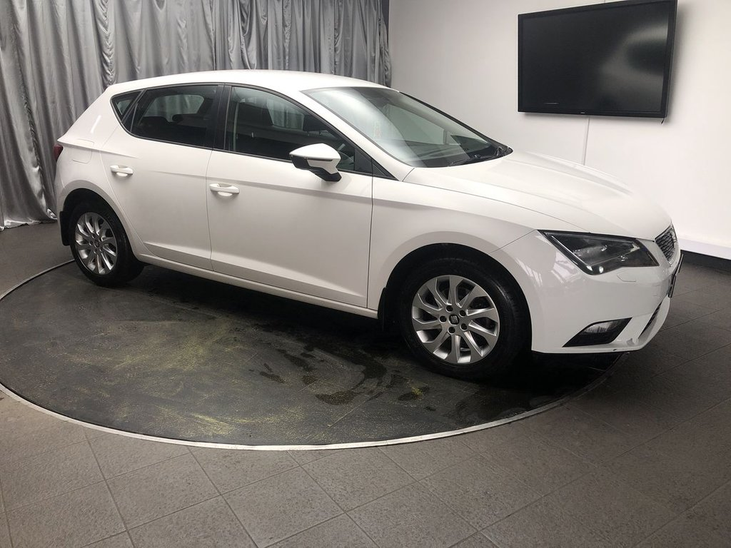 USED 2013 13 SEAT LEON 1.4 TSI SE 5d 140 BHP FREE UK DELIVERY, AIR CONDITIONING, AUTOMATIC HEADLIGHTS, BLUETOOTH CONNECTIVITY, CRUISE CONTROL, DAB DIGITAL RADIO, SATELLITE NAVIGATION, TRIP COMPUTER