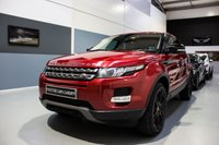 2013 LAND ROVER RANGE ROVER EVOQUE 2.2 ED4 PURE 5d 150 BHP**HUGE SPEC..FULLY LOADED EXAMPLE** £12892.00