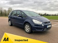 USED 2008 08 FORD S-MAX 2.0 EDGE 5d 145 BHP