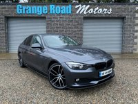 2014 BMW 3 SERIES 2.0 320D EFFICIENTDYNAMICS 4d 161 BHP (PRICE IS IN EURO) £15995.00