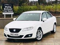 2011 SEAT EXEO 2.0 SE CR TDI 4d 141 BHP £5995.00