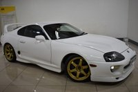 1997 TOYOTA SUPRA 3.0 TWIN TURBO 6 SPEED MANUAL £28995.00