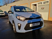 USED 2019 69 KIA PICANTO  1 5d 66 BHP Nearly 7 Years Manufacturers Warranty, Almost New, Elec Windows, Aux/USB, Front Fog Lights