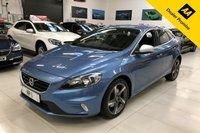 2015 VOLVO V40 2.0 T2 R-DESIGN 5d 120 BHP HATCH £9795.00