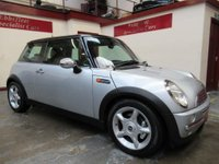 2002 MINI HATCH COOPER 1.6 Cooper 3dr £1250.00