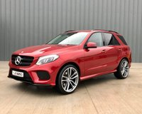 USED 2016 MERCEDES-BENZ GLE-CLASS 2.1 GLE 250 D 4MATIC AMG LINE 5d 201 BHP