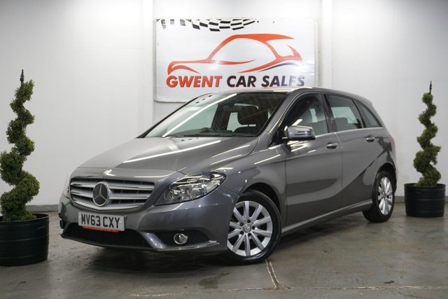 USED 2013 63 MERCEDES-BENZ B CLASS 1.5 B180 CDI BLUEEFFICIENCY SE 5d 109 BHP ONLY 63K MILES, LOW TAX