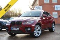 2009 BMW X6 3.0 XDRIVE35D 4d 282 BHP