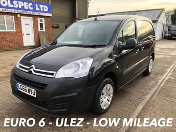 2016 CITROEN BERLINGO 1.6 625 ENTERPRISE L1 BLUEHDI 75 BHP [EURO 6] £6500.00