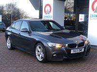 USED 2013 13 BMW 3 SERIES 2.0 318D M SPORT 4d 141 BHP 3985.00 BMW OPTIONAL EXTRAS