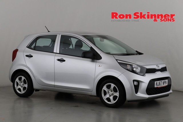 View our 2017 67 KIA PICANTO 1.0 1 5d 66 BHP