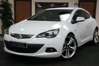 2012 VAUXHALL ASTRA 1.4 GTC SRI S/S 3d 138 BHP £4950.00