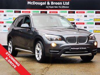 2013 BMW X1 2.0 XDRIVE20D XLINE 5d 181 BHP £8999.00