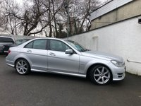 2012 MERCEDES-BENZ C CLASS 2.1 C220 CDI BLUEEFFICIENCY SPORT 4d 168 BHP £6495.00