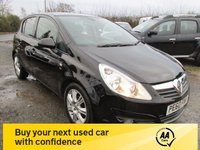 USED 2010 60 VAUXHALL CORSA 1.4 SE 5d 98 BHP LOW MILEAGE 5 DOOR CORSA AUTOMATIC