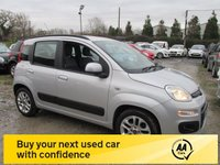 USED 2012 61 FIAT PANDA 1.2 MULTIJET LOUNGE 5d 75 BHP 20 POUNDS TAX LOW INSURANCE SERVICE HISTORY