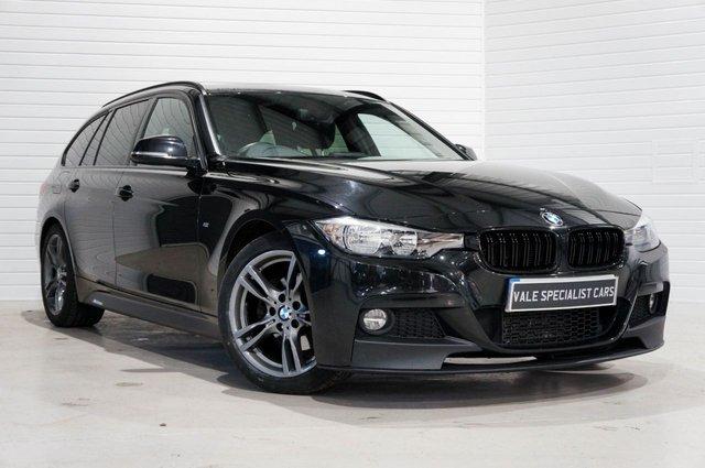 2015 65 BMW 3 SERIES 2.0 320D M SPORT TOURING (SAT NAV)