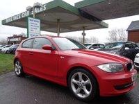 2009 BMW 1 SERIES 2.0 116I SPORT 3d 121 BHP 6 SPEED £3695.00