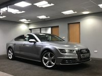 USED 2016 16 AUDI A7 3.0 SPORTBACK TDI QUATTRO SE EXECUTIVE 5d 215 BHP stunning condition