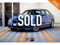 2013 BMW 3 SERIES 3.0 330D M SPORT 4d 255 BHP £13985.00