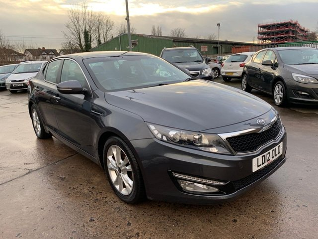 USED 2012 12 KIA OPTIMA 2 TECH CRDI FULL SERVICE HISTORY