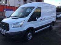 2014 FORD TRANSIT 2.2 290 SHR P/V 124 BHP £7499.00