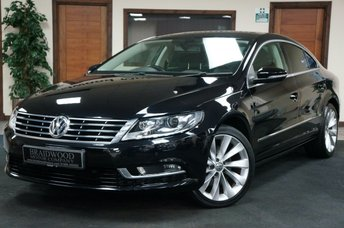 2013 VOLKSWAGEN CC 2.0 GT TDI BLUEMOTION TECHNOLOGY DSG 4d 138 BHP SOLD