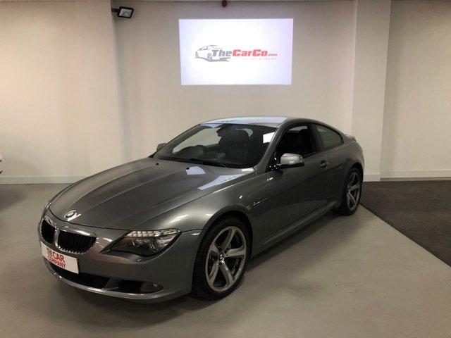 2010 10 BMW 6 SERIES 3.0 635D SPORT 2d 282 BHP