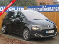 2013 CITROEN C4 PICASSO 1.6 E-HDI AIRDREAM EXCLUSIVE PLUS 5d 113 BHP £6995.00